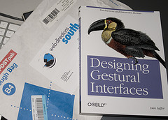 Designing Gestural Interfaces and the Envelope  it came in