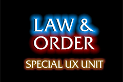 LAW and ORDER SPECIAL UX UNIT